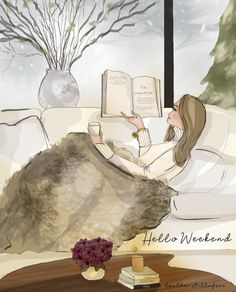 Happiness is A Quiet Night at Home - Heather Stillufsen - Wall Art for Women Hello Weekend, Bon Weekend, Hello Saturday, Happy Weekend, Good Morning Beautiful People, Weekend Quotes, Winter Pictures, Getting Cozy, Woman Quotes