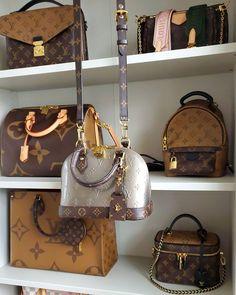Dior Handbags, Louis Vuitton Handbags, Purses And Handbags, Luxury Purses, Luxury Bags, Sacs Louis Vuiton, Latest Bags, Accesorios Casual, Chanel Purse