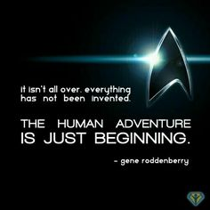 Star Trek is superior to all others. Engage!