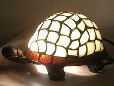 Tiffany Styl Schildpad lamp.