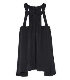Love this Sexy Top! BCBG MAXAZRIA Jewelneck Top - ShopBAZAAR  #GETGRAPHIC
