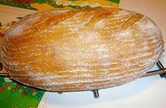 Bez tangzhongu som ho piekla už veľakrát. Recept naň je od Ivy z Pekárnománie. Je to základný kváskový chlieb, na ktorom sa človek učí r...