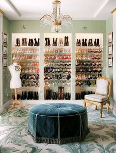 17 Spare Bedrooms That Turned Into Dream Closets