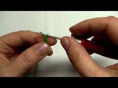 Základy háčkování - Nejčastější chyby při háčkování. - YouTube