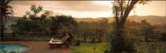 Cybele Forest Lodge & Spa in RSA