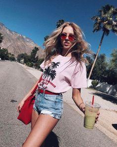 Styling and Creative Direction: Shea Marie Photography: Matt Petran Festival Coachella, Look Festival, Festival Outfits, Festival Fashion, California Outfits, California Style, California Living, Instagram Look, Style Californien
