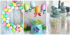 Get your house ready for the Easter bunny with these budget-friendly projects.