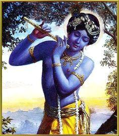 HariHarji: Shri Krishna Karnamrita: Seventh Shloka Señor Krishna, Bal Hanuman, Krishna Flute, Iskcon Krishna, Lord Krishna, Radha Krishna Pictures, Krishna Images, Rama Image, Krishna Painting