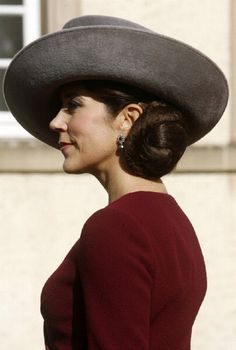 Luxembourg-Oct 20 - Crown Princess Mary of Denmark