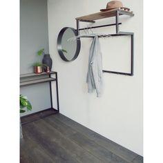 Spinder Design Rizzoli Kapstok - Blacksmith
