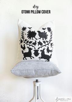 How to: Otomi Pillows at francoisetmoi.com!