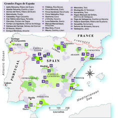 St Emilion Wine Map | St Emilion soils map (Source: //en.vins ... on rheinhessen map, chinon map, st julien bordeaux france map, st nazaire map, pauillac map, margaux map,