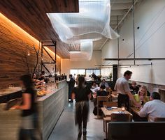 cafeteria dining trend - Google Search