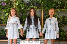 ♥ La nueva temporada de TETÉ & MARTINA se tiñe de gris, menta, azafrán y rojo ♥ : Blog de Moda Infantil, Moda Bebé y Premamá ♥ La casita de Martina ♥