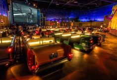 Sci-Fi Themed Restaurant Captures the Charm of 1950s Drive-In Theaters - My Modern Met