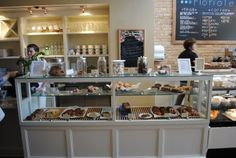 Floriole Bakery - love this case