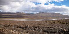 On the Road #iceland #nature #beautiful #bluesky #island #hochland #sunny