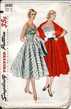 Simplicity 3880 (1952)