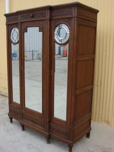 French Antique Armoire Antique Wardrobe Antique Bedroom Furniture