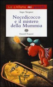 Prezzi e Sconti: #Nocedicocco e il mistero della mummia  ad Euro 5.52 in #Einaudi ragazzi #Libreria dei ragazzi