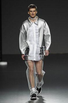 Xavi Reyes Fall/Winter 2016/2017 - Mercedes-Benz Fashion Week Madrid