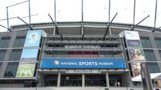 Review of our day at the National Sports Museum at the MCG in Melbourne, Australia by Wilson Travel Blog Us Travel, Family Travel, Melbourne Australia, Hotel Reviews, Adventure Travel, Things To Do, Family Trips, Things To Make, Adventure Trips