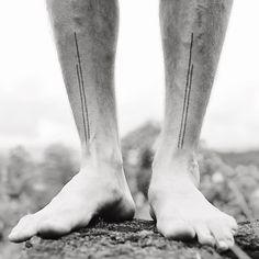 "133 Likes, 7 Comments - Spencer Hansen (@spencerblamo) on Instagram: ""Hand Poke Tattoo #spencertattoo #minimaltattoo #tattoo @hunterleggittstudio #26"""