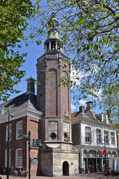 Harlingen (Friesland) - Raadhuistoren