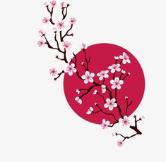 Japanese Art Prints, Japanese Drawings, Japanese Party, Japanese Tree, Japan Tourism, Cherry Blossom Art, Japan Architecture, Art Asiatique, Asian Art