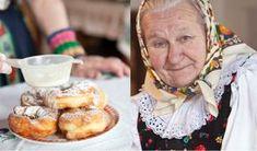 Fašiangové šišky od tety Palušky: Zľahne sa po nich zem! (RECEPT) Donuts, Churros, Salmon Burgers, Camembert Cheese, Cheesecake, Valspar, Food And Drink, Cooking Recipes, Sweets