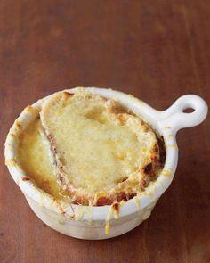 Onion and Bacon Soup Recipe