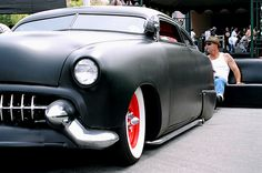 Low rod hot rod lead sled