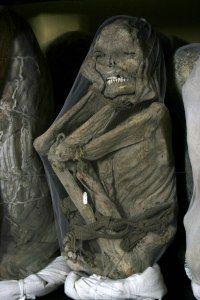mummy - Leimebamba