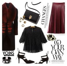 """Yoins 15"" by kenguri ❤ liked on Polyvore featuring Givenchy and yoins"
