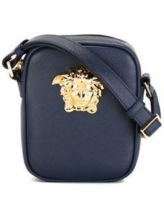 Versace medusa shoulder bag