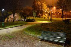 Giardini via #Rogoredo #Milano Foto DCappelletti