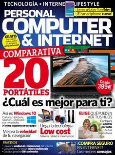 Personal Computer & Internet. 20 #portátiles, ¿cuál es el mejor para ti?