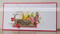 Stampin' Up! Demonstratrice Janneke : Stampin' Up! - A little kindness ...