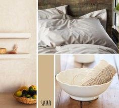 SS14 Pantone Colour Predictions : Sand