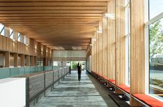 NORTH VANCOUVER CITY HALL | WORK | MICHAEL GREEN ARCHITECTURE