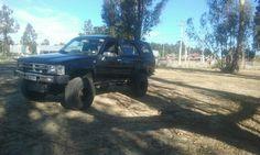 Toyota 4runner, Monster Trucks, Vehicles, Car, Vehicle, Tools