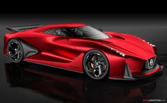 2014 Nissan 'CONCEPT 2020 Vision Gran Turismo'