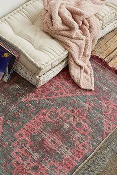 Lali Printed Rug - Urban Outfitters
