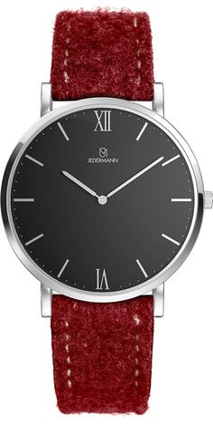We Are Family, Andreas, Watches, Motto, Accessories, Fashion, Luxury Watches, Red Black, Bracelet Watch