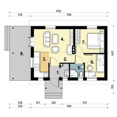 Space Place, House Floor Plans, Tiny House, Decoration, Layout, Cabin, Flooring, How To Plan, Studio