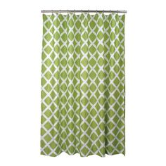 Blissliving Home Kew Green Shower Curtain