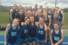 Orana Netball Team at the Southside Netball Championships