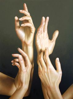 Omar Ortiz....this man is an remarkable artist. How he captures light. It is just mesmerizing .....hands are just so sensational ..... To touch and be touched....