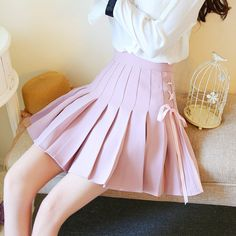 Sweet pleated skirts SE9714 use code: ''Asija'' to get 10% OFF