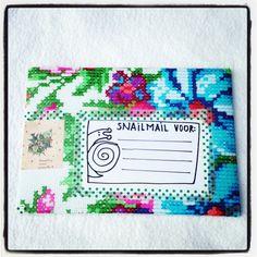 My first snailmail!